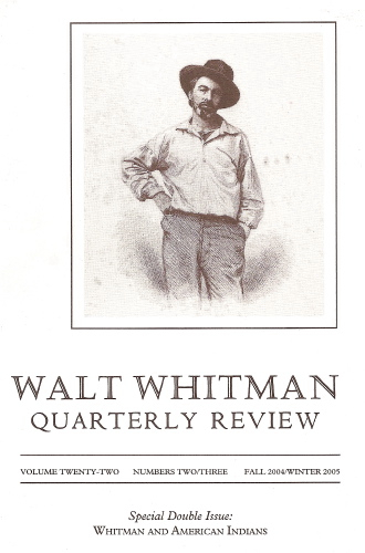 an essay on the life and political issues of walt whitman (results page 2) view and download walt whitman essays examples also discover topics, titles, outlines, thesis statements, and conclusions for your walt whitman essay.